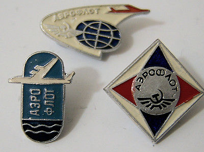 Russian Official Badges 78
